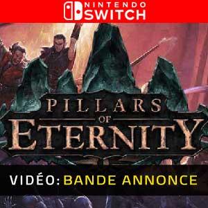 Pillars of Eternity Nintendo Switch Bande-annonce Vidéo