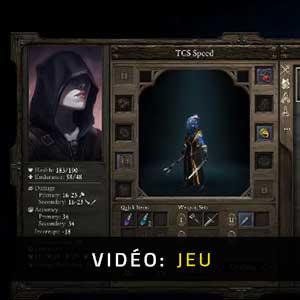Pillars of Eternity Vidéo De Gameplay