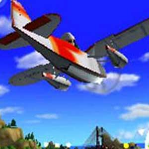 Pilotwings Resort Nintendo 3DS Avion