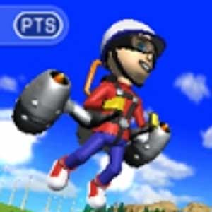 Pilotwings Resort Nintendo 3DS En volant