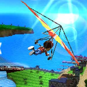 Pilotwings Resort Nintendo 3DS Gameplay