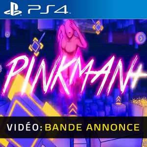 Pinkman Plus PS4 Bande-annonce Vidéo
