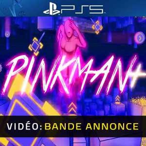 Pinkman Plus PS5 Bande-annonce Vidéo