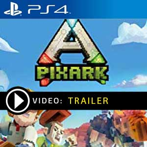 PixARK PS4 en boîte ou à télécharger