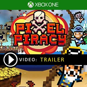 Pixel Piracy Xbox One en boîte ou à télécharger