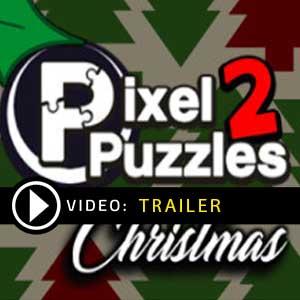 Acheter Pixel Puzzles 2 Christmas Clé CD Comparateur Prix