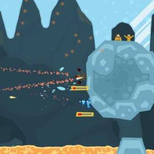 PixelJunk Shooter Combat