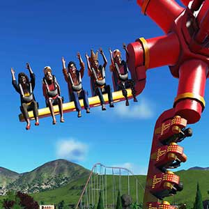 Planet Coaster Parc d'attraction