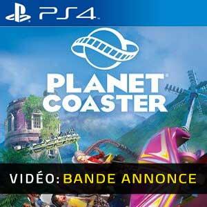 Planet Coaster PS4 Bande-annonce Vidéo