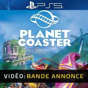 Planet Coaster PS5 Bande-annonce Vidéo
