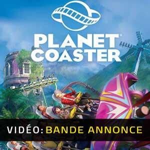 Planet Coaster Bande-annonce Vidéo