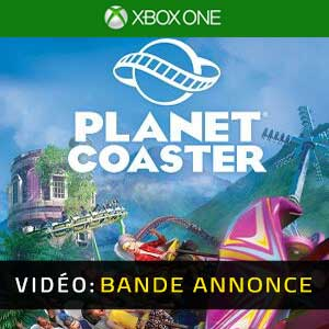 Planet Coaster Xbox One Bande-annonce Vidéo
