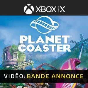 Planet Coaster Xbox Series X Bande-annonce Vidéo