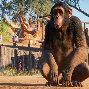 Planet Zoo Singe