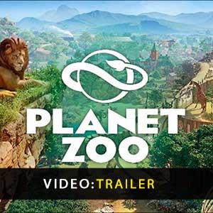 Planet Zoo Vidéo de la bande annonce