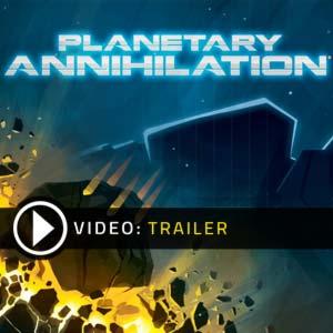 Acheter Planetary Annihilation clé CD Comparateur Prix
