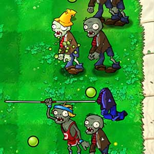 3 modes de jeu de Plants vs zombies