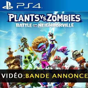 Vidéo de la bande annonce du Plants vs Zombies Battle for Neighborville
