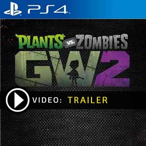 Plants vs Zombies Garden Warfare 2 PS4 en boîte ou à télécharger
