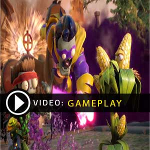 Plants vs Zombies Garden Warfare 2 PS4 Gameplay Vidéo
