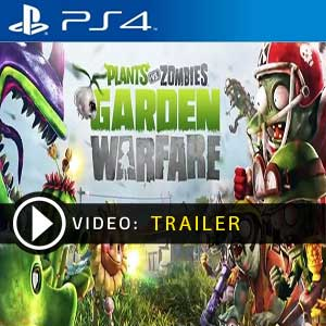 Plants vs Zombies Garden Warfare PS4 en boîte ou à télécharger