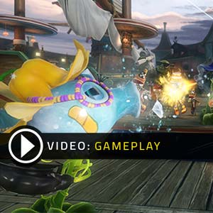 Plants vs Zombies Garden Warfare PS4 Gameplay Video