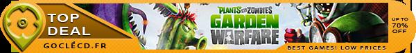 plants vs zombies meilleur prix