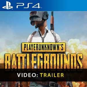 Playerunknown's Battlegrounds PS4 en boîte ou à télécharger