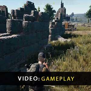 Vidéo du jeu PlayerUnknowns Battlegrounds