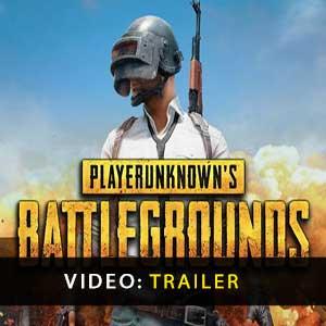 Vidéo de la bande-annonce de PlayerUnknowns Battlegrounds