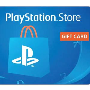 Playstation Gift Card PlayStation Store Gift Card