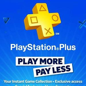 Playstation Plus 365 Days CARD - 365 days subscription