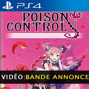 Poison Control Vidéo de la bande annonce