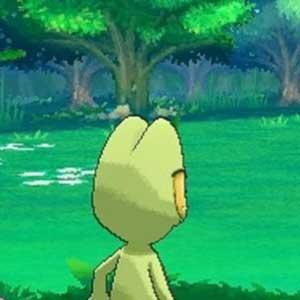 Pokemon Alpha Sapphire Nintendo 3DS Personnages
