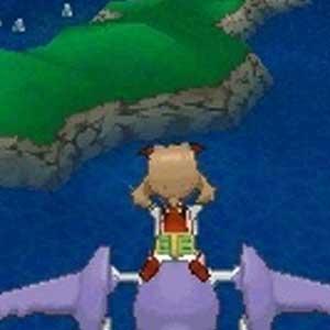 Pokemon Alpha Sapphire Nintendo 3DS Île