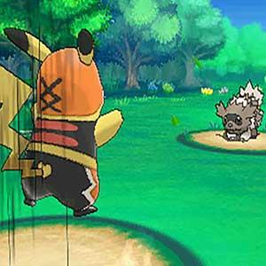 Pokemon Alpha Sapphire Nintendo 3DS Island