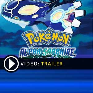 Pokemon Alpha Sapphire Nintendo 3DS en boîte ou à télécharger