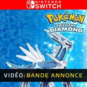 Pokémon Brilliant Diamond Nintendo Switch Bande-annonce Vidéo