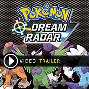 Pokemon Dreamradar Nintendo 3DS en boîte ou à télécharger