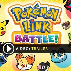 Pokemon Link Battle