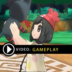 Pokemon Moon Nintendo 3DS Gameplay Video
