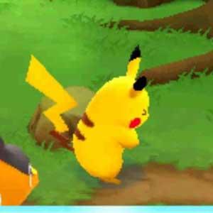Pokemon Mystery Dungeon Gates to Infinity Nintendo 3DS Pikachu