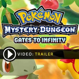 Pokemon Mystery Dungeon Gates to Infinity