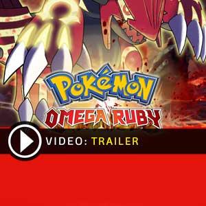 Pokemon Omega Ruby Nintendo 3DS en boîte ou à télécharger
