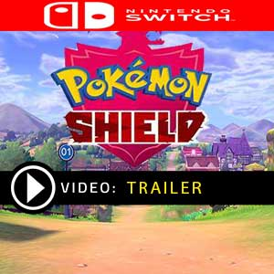Pokemon Shield Nintendo Switch en boîte ou à télécharger