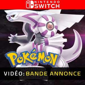 Pokémon Shining Pearl Nintendo Switch Bande-annonce Vidéo