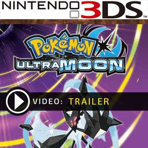 Acheter Pokemon Ultra Moon Nintendo 3DS Download Code Comparateur Prix