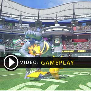Pokken Tournament Nintendo Wii U Gameplay Video