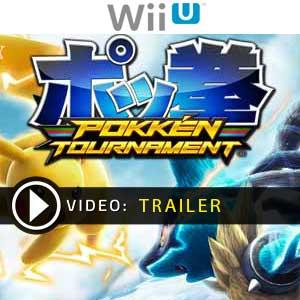 Pokken Tournament Nintendo Wii U en boîte ou à télécharger