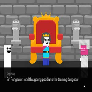 PONG Quest - Roi